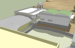Model Exterior View 4