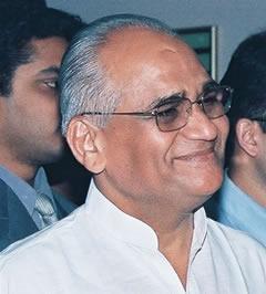 Founder - Mr. B. G. Kolse-Patil
